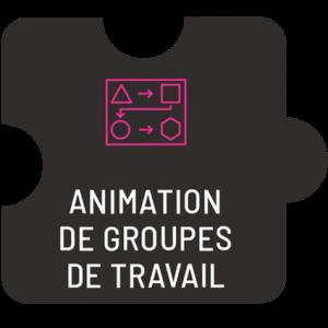 Animation de groupes de travail