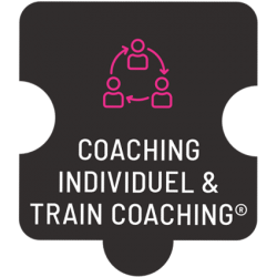 Coaching individuel & train coaching