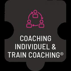 Coaching individuel & train coaching